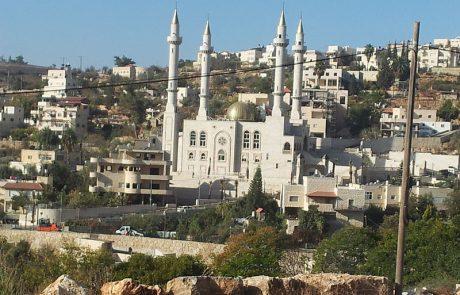 המסגד הצ'צ'ני בכפר אבו גוש