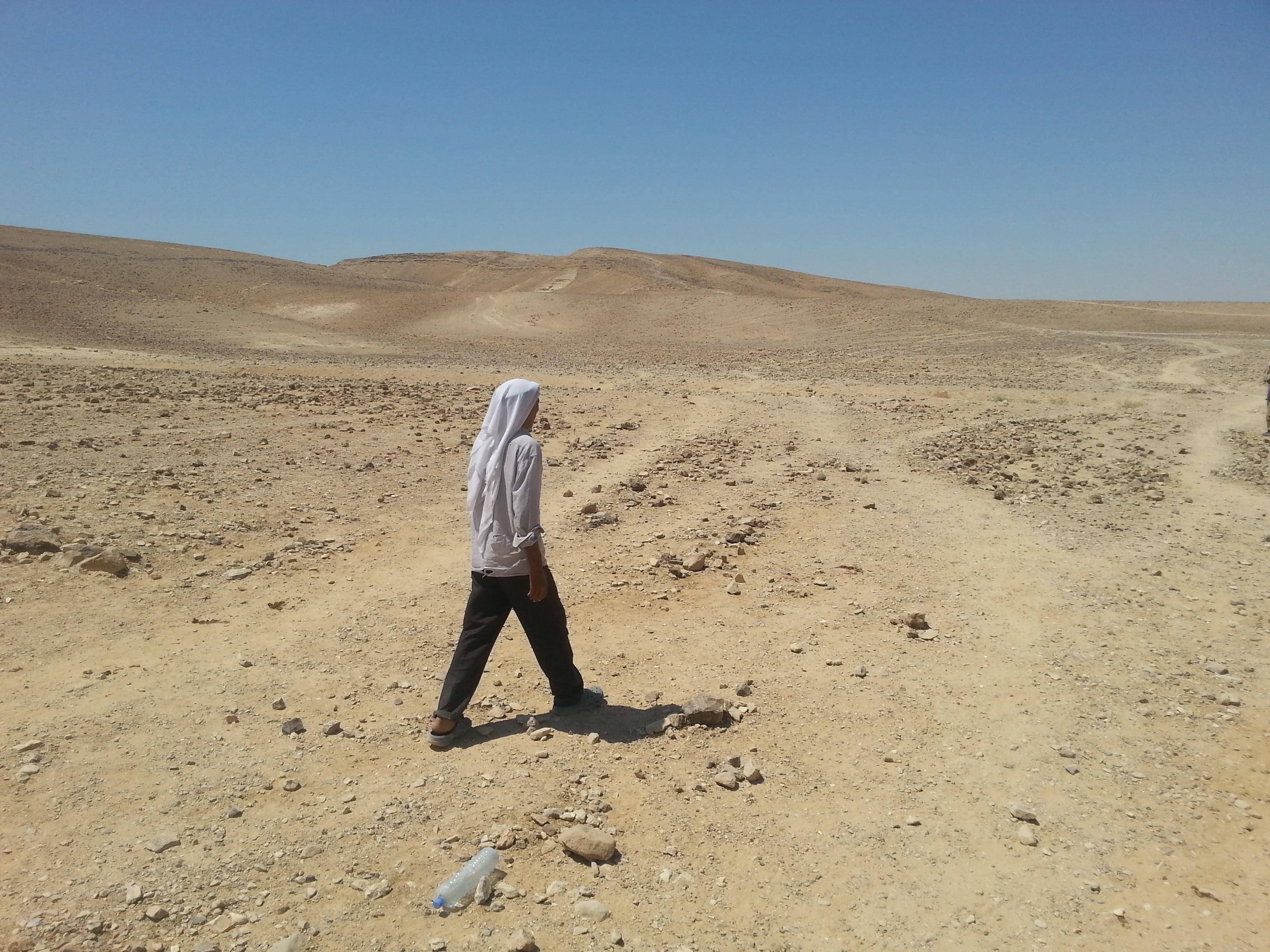 רגע של ערבית: מבלי לזלזל בכבודך