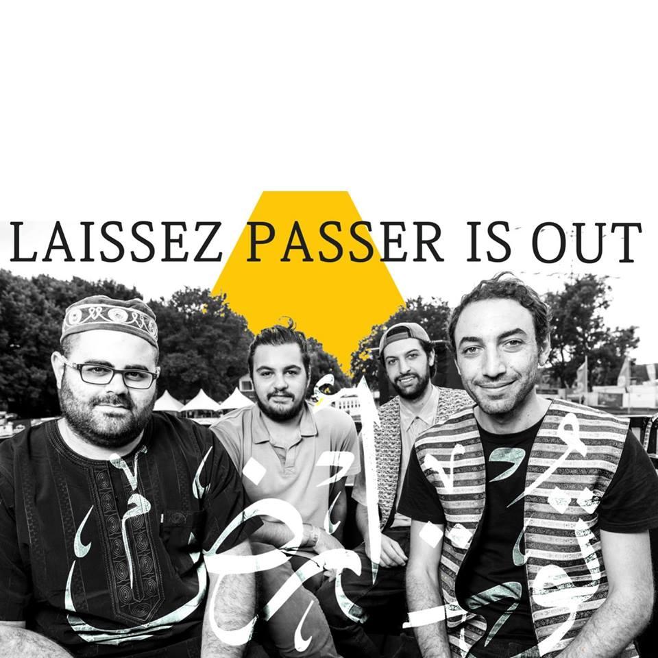 אלבום חדש ללהקת תות ארד  Laissez Passer