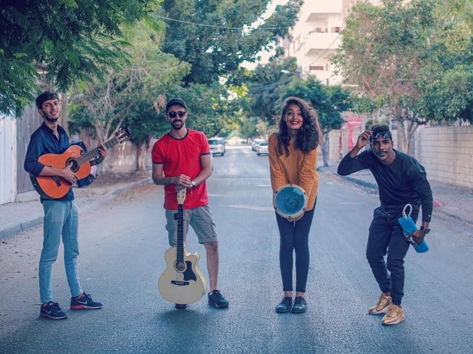 להקת סול: מוזיקאים צעירים על הציר שבין דת ולאומיות בעזה