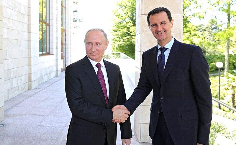 סכסוכים בצמרת השלטון הסורי