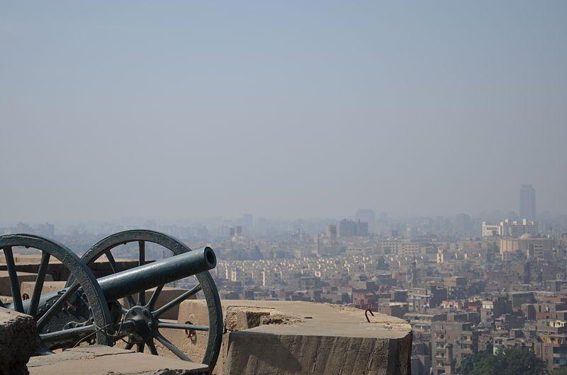 על תותח רמדאן בירושלים